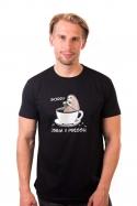 náhled - V pressu pánske tričko