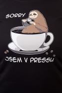 náhled - V pressu dámske tričko