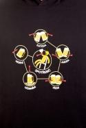 náhled - Pivní obvody pánska mikina