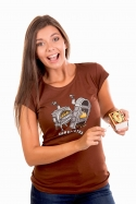 náhled - Kamnasutra dámske tričko