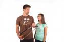 náhled - Tupé pily dámske tričko