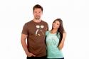 náhled - Tupé pily pánske tričko