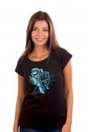 náhled - Zaměstnanec měsíce dámske tričko