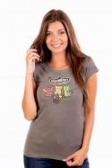 náhled - Madvídci dámske tričko