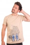 náhled - Zedníci sand pánske tričko