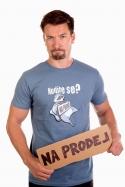 náhled - Mýval pánske tričko