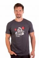 náhled - Lokomotiva pánske tričko