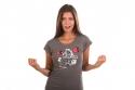náhled - Lokomotiva dámske tričko