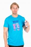 náhled - Roboti pánske tričko