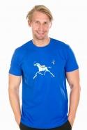 náhled - Mořský koník pánske tričko
