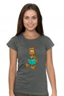 náhled - Rur dámske tričko