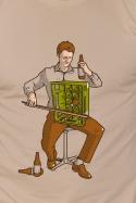 náhled - Basista pánske tričko