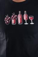 náhled - Evolúcia červeného vína pánske tričko