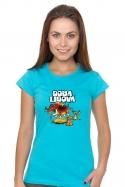 náhled - Doba libová dámske tričko