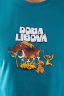 náhled - Doba libová pánske tričko