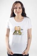 náhled - Jsem bedna dámske BIO tričko