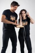 náhled - DJ Těsto pánske tričko