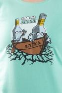 náhled - Na suchu dámske tričko