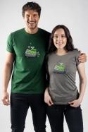 náhled - Na zelenou pánske tričko