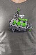náhled - Na zelenou dámske tričko