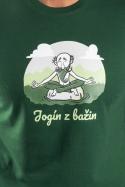 náhled - Jogín z bažin pánske tričko