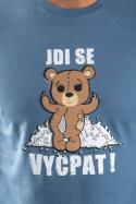 náhled - Jdi se vycpat pánske tričko