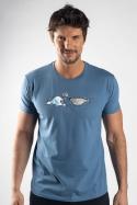 náhled - Zľakla ryba pánske tričko