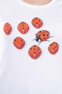 náhled - Mimikry dámske tričko