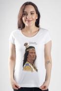 náhled - Vinnetou dámske tričko