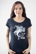 náhled - Žraločica dámske tričko