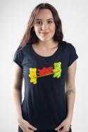 náhled - Gumkáči dámske tričko