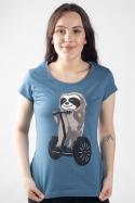 náhled - Leňoch dámske tričko
