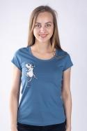 náhled - Myšiak dámske tričko