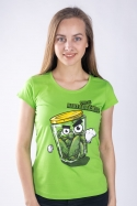 náhled - Nakládačka dámske tričko