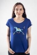 náhled - Morsky koník dámske tričko