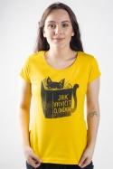 náhled - Povinná četba dámske tričko