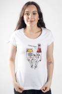 náhled - Pokecáme dámske tričko