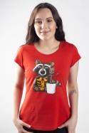 náhled - Strážcovia galaxie dámske tričko