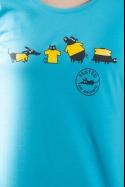 náhled - Testované na zvieratách dámske tričko
