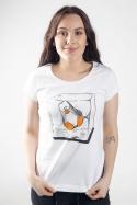 náhled - Tučniak dámske tričko
