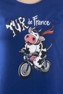náhled - Tur de France dámske tričko