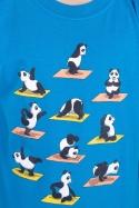 náhled - Pandia jóga detské tričko