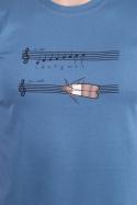 náhled - A - moll pánske tričko