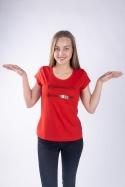 náhled - A- moll dámske tričko