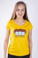 náhled - Bratři v triku dámske tričko