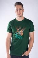 náhled - Hory lesy ulejme si pánske tričko