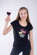 náhled - Klub řádných píček dámske tričko