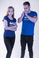 náhled - Ledovce pánske tričko