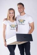 náhled - Varan Komodský pánske tričko