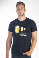 náhled - Pivečka pánske tričko